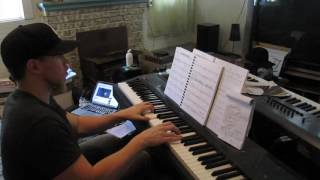 Fine Young Cannibals She Drives Me Crazy Piano Cover