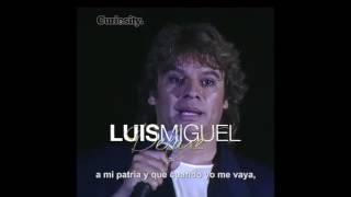 Imagines inéditas de Luis Miguel y  Juan Gabriel  La Media Vuelta 1994