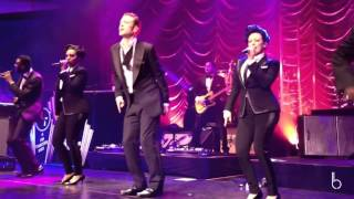 Justin Timberlake live at the Palladium, Multicam, sound edited