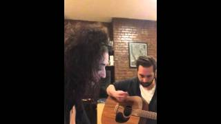 """Let It Be"" cover Hannah Farahan and Mike L"
