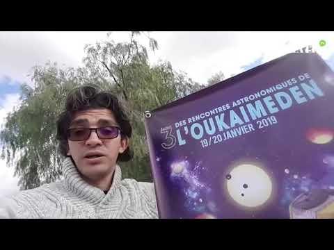 Video : Les 3èmes Rencontres d'astronomie de l'Oukaimeden