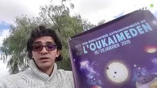 Les 3èmes Rencontres d'astronomie de l'Oukaimeden