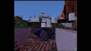 3DS Max Sea Side Village