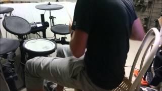 Nique les Clones, Pt. II (Nekfeu) Drum cover