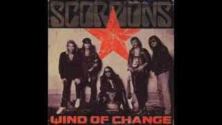Scorpions - Wind Of Change (English Edit) HQ