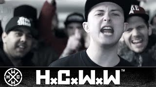 BACK DOWN - PUSHING FORWARD - HARDCORE WORLDWIDE (OFFICIAL HD VERSION HCWW)