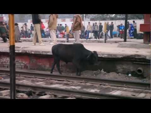 Ch. 13 Overnight Train Varanasi to Kolkata