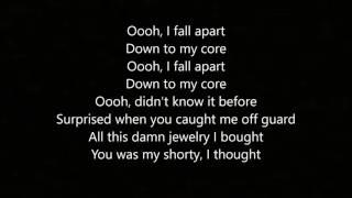 I Fall Apart (Cover) - By: Steezefield (Lyrics)