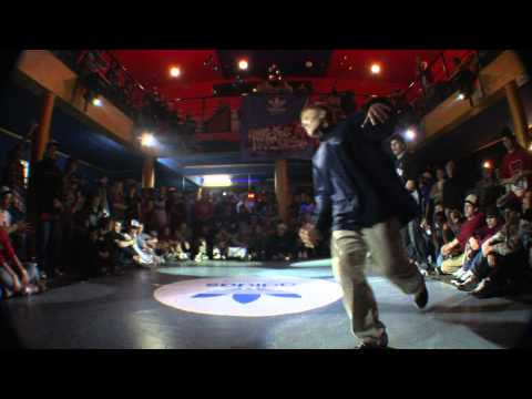 Vo.One (Underfloor b-boys / Ruffneck Attack vs Gleb (Magic Mad Mens)