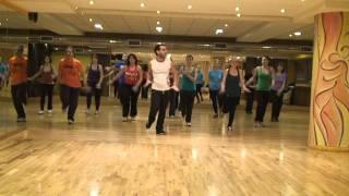 We No Speak Americano choreography Yolanda Be Cool & Dcup ~ Dance academy by Christopher Koutinas