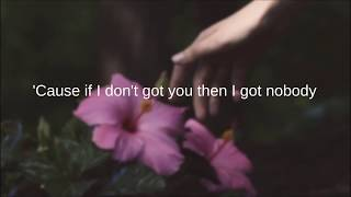 Weak When Ur Around - Lyrics - Blackbear (Acoustic Version)