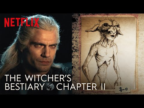 WTFF::: Netflix\'s The Witcher Showcases Season One Bloopers and a New \'Witcher Bestiary\' Video