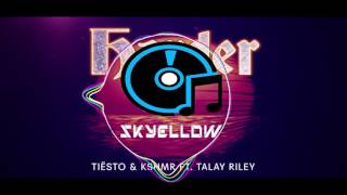 Tiësto & KSHMR ft. Talay Riley - Harder (Subtitulos/Español-Ingles)