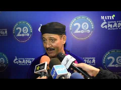 Festival Gnaoua et Musiques du monde : Maâlem Hamid El Kasri, le maître