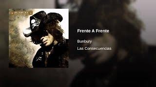 Frente a frente - Enrique Bunbury (Letra)