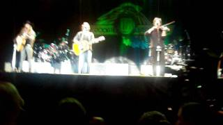 "The Doobie Brothers ""Black Water"" LIVE from Fort, KY 8/13/2011"