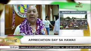 Appreciation Day isinagawa ng mga kaanib sa Iglesia Ni Cristo sa Hawaii