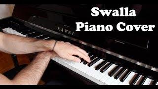 Swalla piano cover - Jason Derulo feat.  Nicki Minaj, Ty Dolla Sign