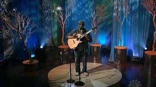 Raul Midon - State of Mind [Live @ Jay Leno Show 03-08-2005].avi