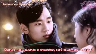 MV Ost You Who Came From The Stars- Hyorin- Hello, Goodbye (sub español + karaoke)