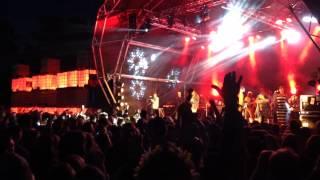 Admiral P (Live) // Kasino // Hove 2014