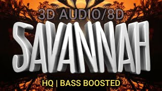 3D Remix Diviners - Savannah (feat. Philly K) [NCS Release]