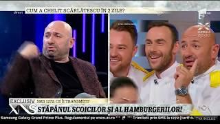 Cum a început Chef Cătălin Scărlătescu să gătească