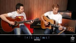Colgando en tus manos con Carlos Baute (acordes guitarra) | Guitarraviva