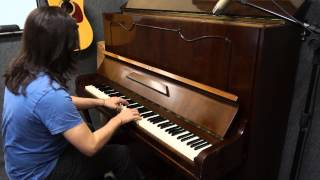 Black Treacle - Arctic Monkeys [Piano Cover]