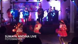 Sumaya Andina Live Tour Usa 2016  HD 1080