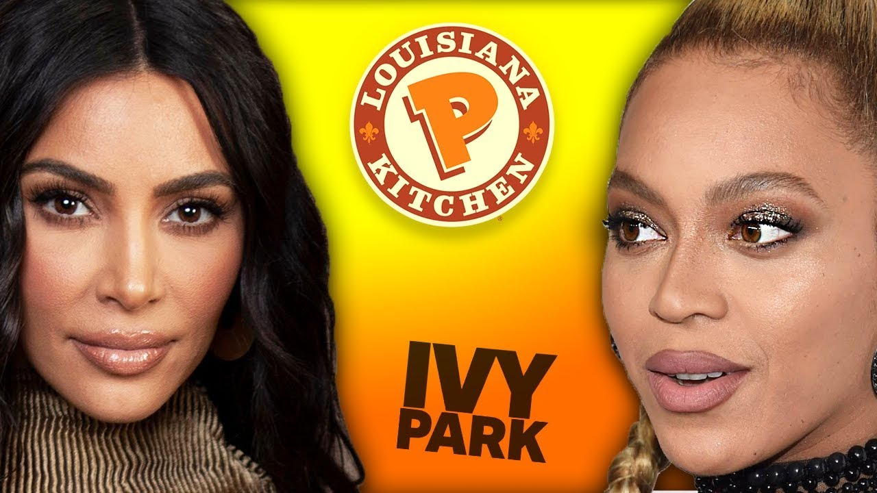 Kim Kardashian speaks on Beyonce 'Shade' & Popeyes mocks Ivy Park Fashion Line