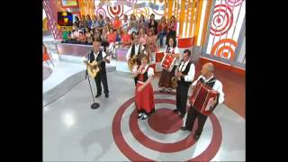 Cantiga da Rua - Cantigas na Eira - TVI - Você na Tv - Musica popular Portuguesa