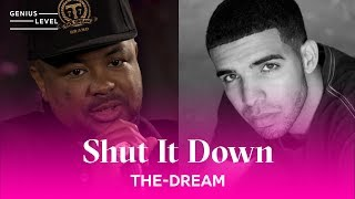 "The-Dream Reveals Why He Hasn't Worked With Drake Since ""Shut It Down"" 