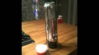 Coke can stirling engine