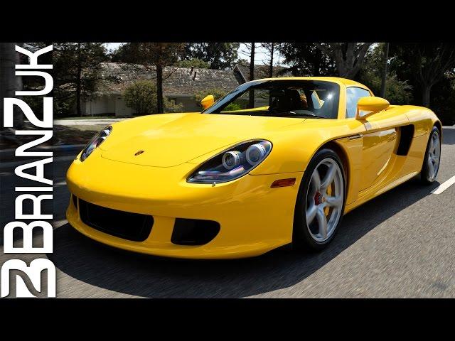 Porsche Carrera GT - In Action