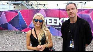 Battery team & DJ Orkidea @Weekend Festival 2015
