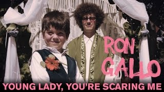 "Ron Gallo - ""Young Lady, You're Scaring Me"" [Official Video]"
