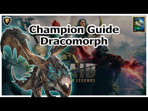RAID Shadow Legends | Champion Guide | Dracomorph
