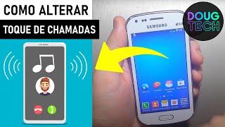 Samsung Galaxy S Duos 2 - Alterar Toque & Definir Música como Toque - Blackmobile.com.br