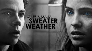 "Stiles & Malia  - ""It's too cold for you here"" (BSP #16)"