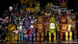 Música de five nights at freddy's (apenas ouro)