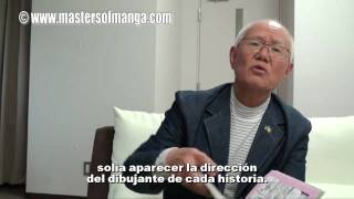 Tetsuya Chiba sobre la muerte de Tooru Rikiishi - mastersofmanga.com