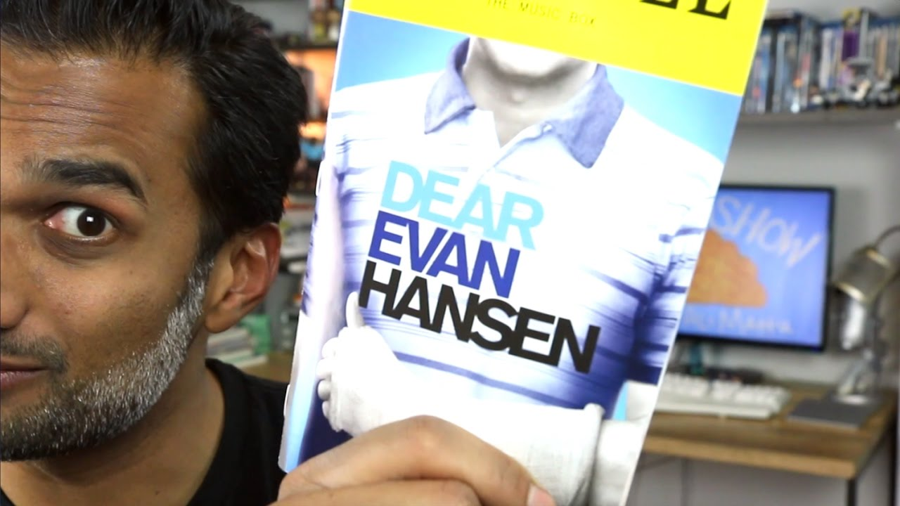 Dear Evan Hansen Tour Las Vegas January