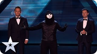 Masked magician X finally reveals their true identity | The Final | BGT 2019