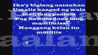 Halik - Kamikazee lyrics