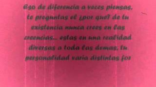 Mi Rosa Negra - Lyrics!!!