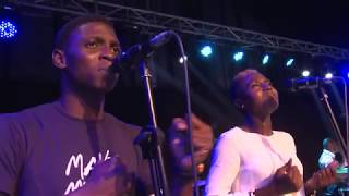 Folabi Nuel Live at Make Music Lagos 2017
