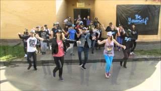 Be Y.oursel.F Dance Studio. Choreography by Vadim Serebryakov-Limp Bizkit