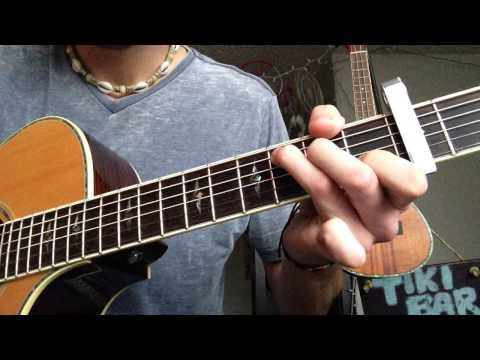 Guitar Tutorial for Wild Child by Kenny Chesney (feat. Grace Potter ...