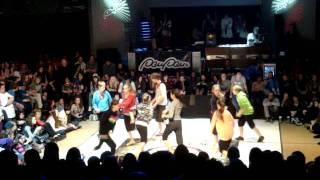 Dzirnas junior @ Urbandance 2011 show